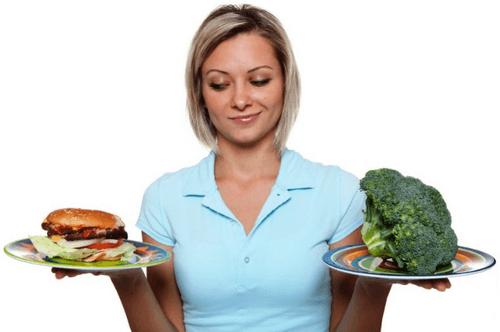 правильное питание для похудения на неделю девушкам